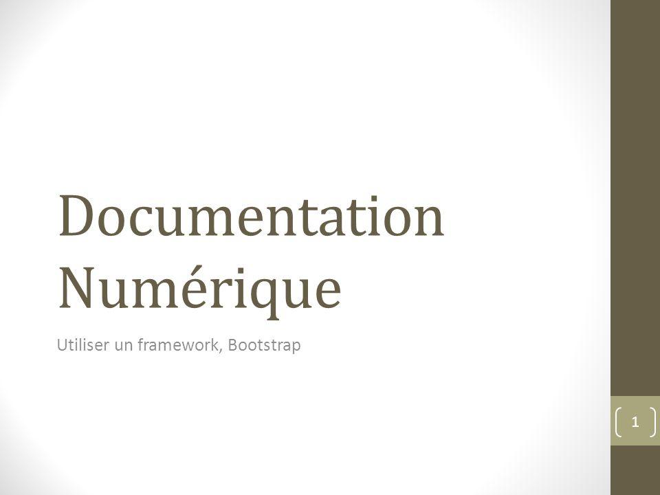 Documentation Numérique