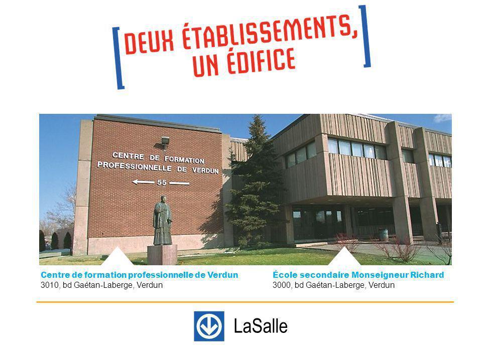 LaSalle Centre de formation professionnelle de Verdun