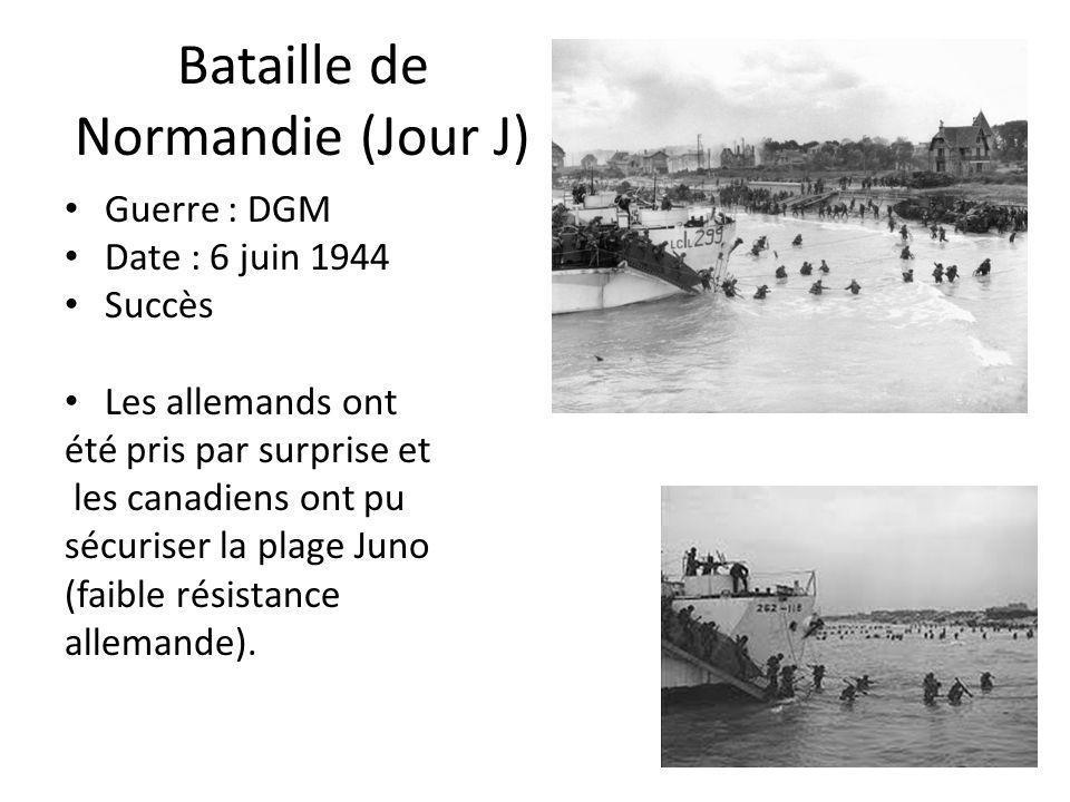 Bataille de Normandie (Jour J)