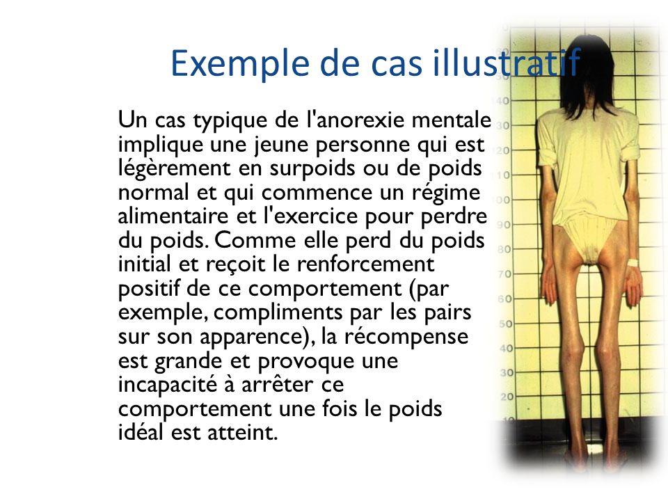 Exemple de cas illustratif