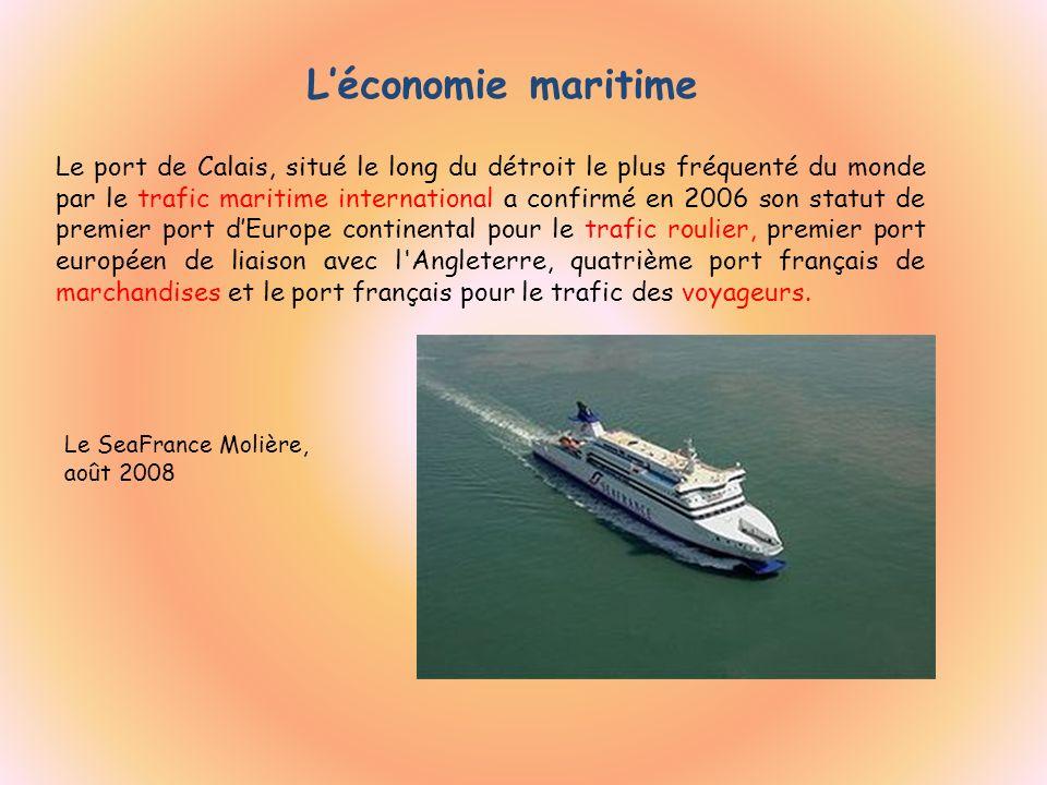 L'économie maritime