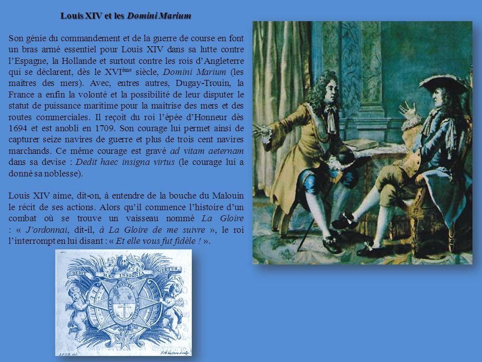 Louis XIV et les Domini Marium