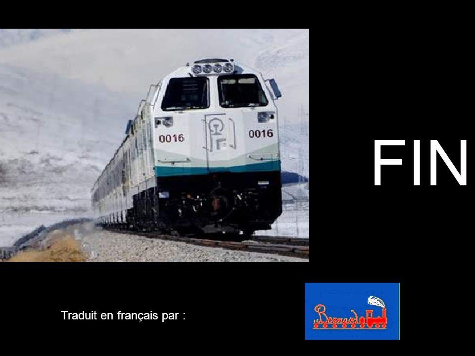FIN Traduit en français par :