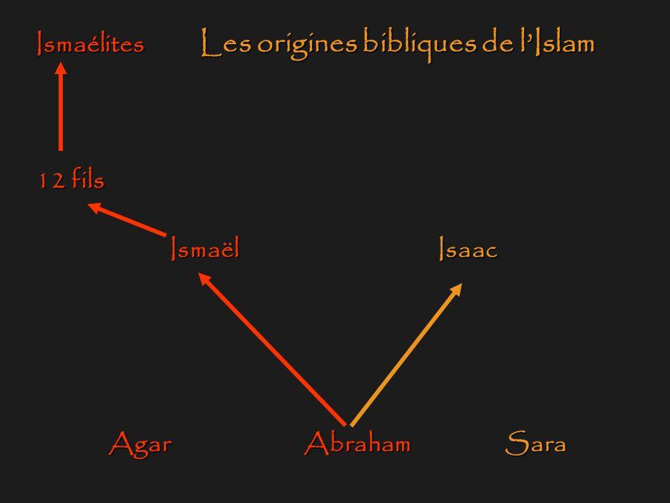 Les origines bibliques de l'Islam