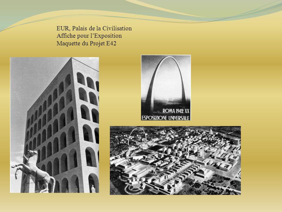 EUR, Palais de la Civilisation