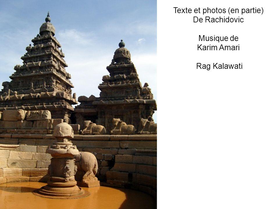 Texte et photos (en partie)