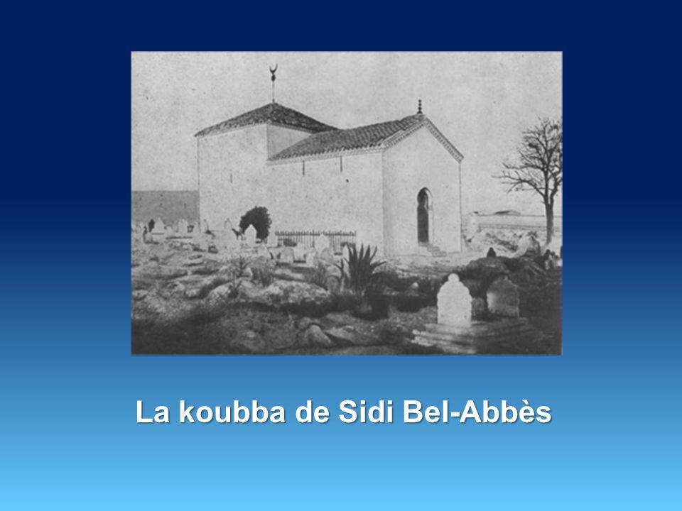 La koubba de Sidi Bel-Abbès