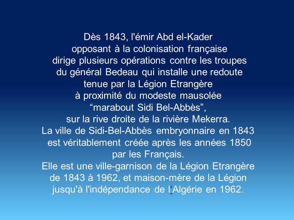 opposant à la colonisation française