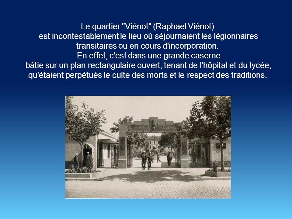 Le quartier Viénot (Raphaël Viénot)