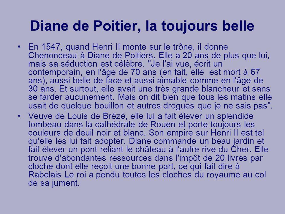 Diane de Poitier, la toujours belle
