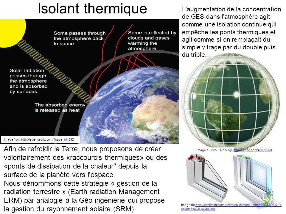 Isolant thermique