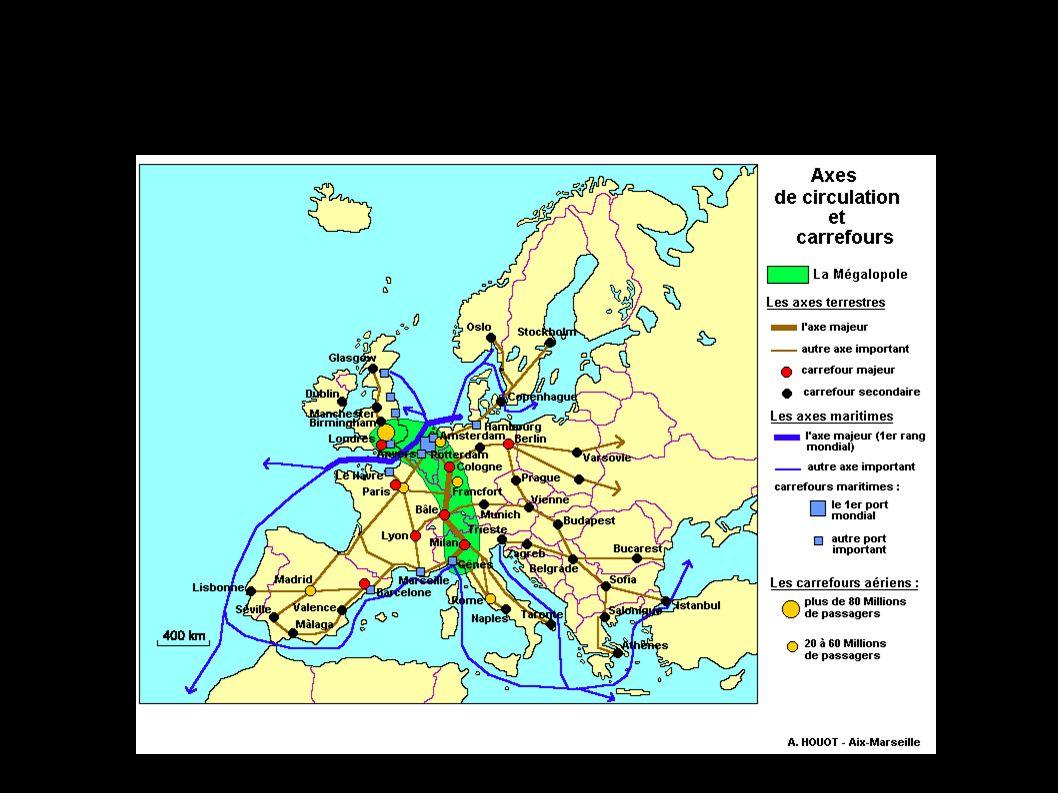 La France intégrée à l'Europe