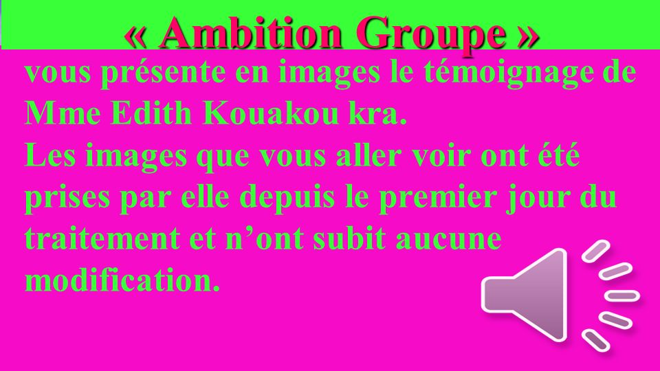 « Ambition Groupe »