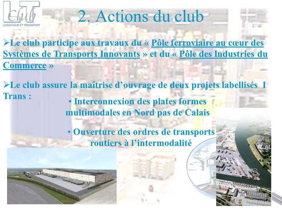 2. Actions du club