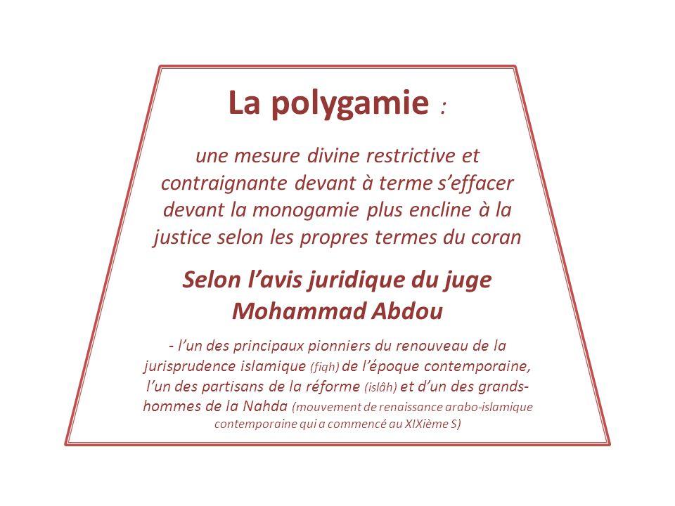 Selon l'avis juridique du juge
