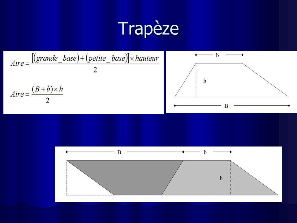 Trapèze