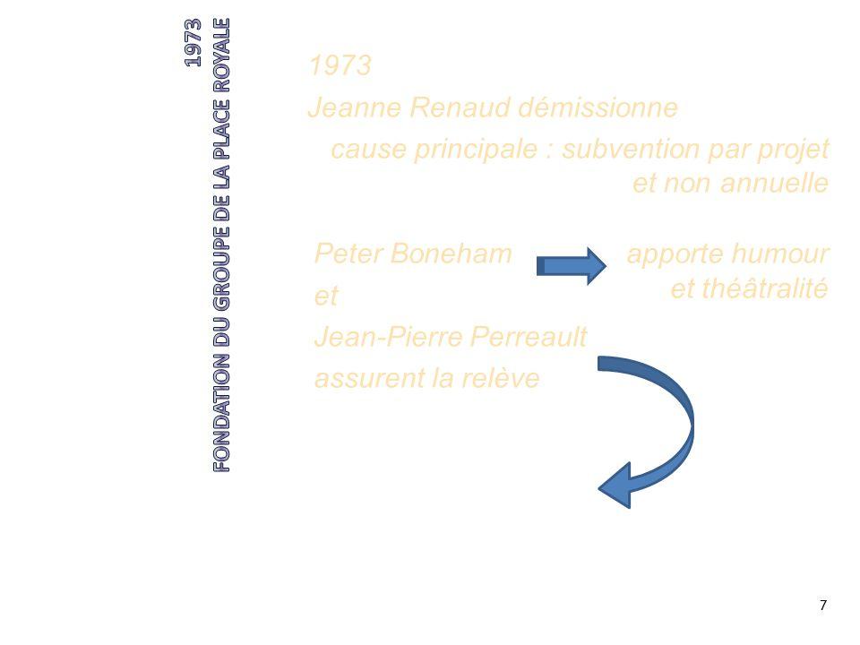 Jeanne Renaud démissionne