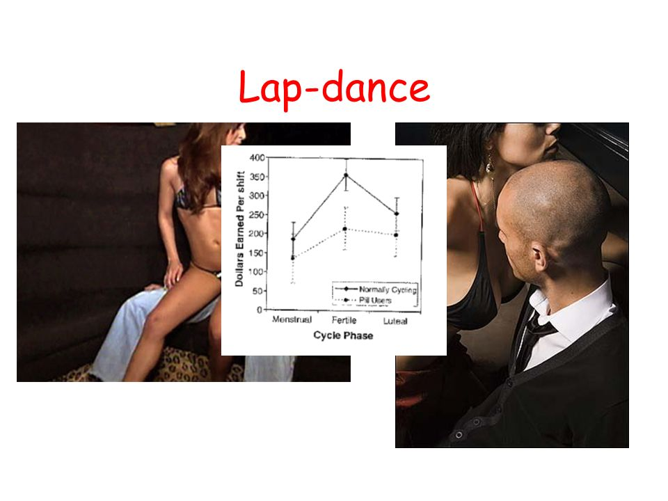 Lap-dance