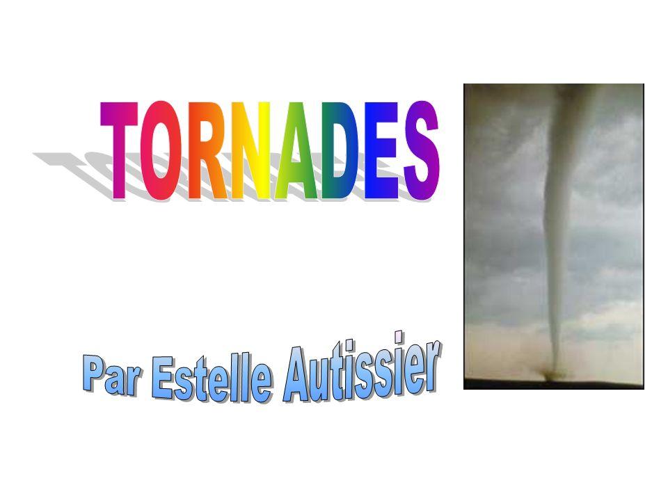 TORNADES Par Estelle Autissier