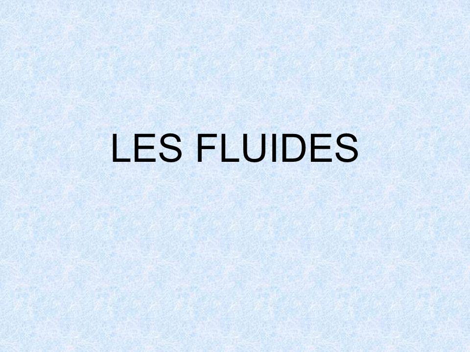 LES FLUIDES