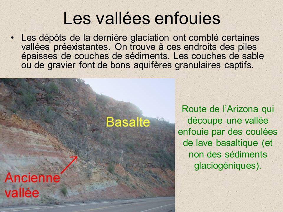 Les vallées enfouies