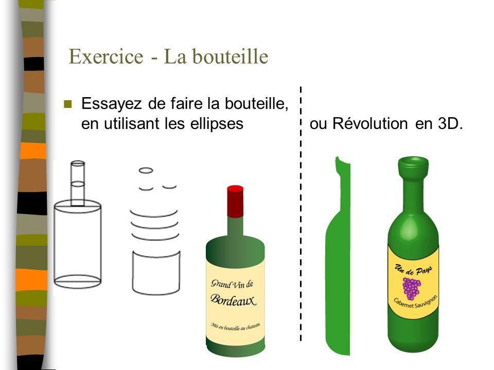 Exercice - La bouteille