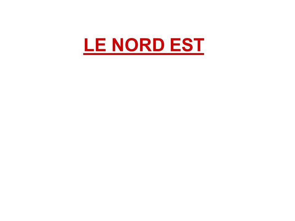 LE NORD EST