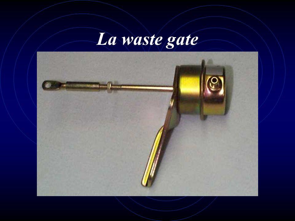 La waste gate
