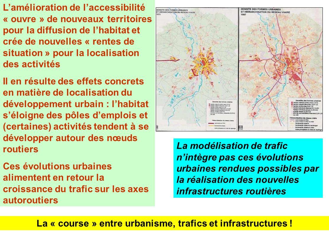 La « course » entre urbanisme, trafics et infrastructures !