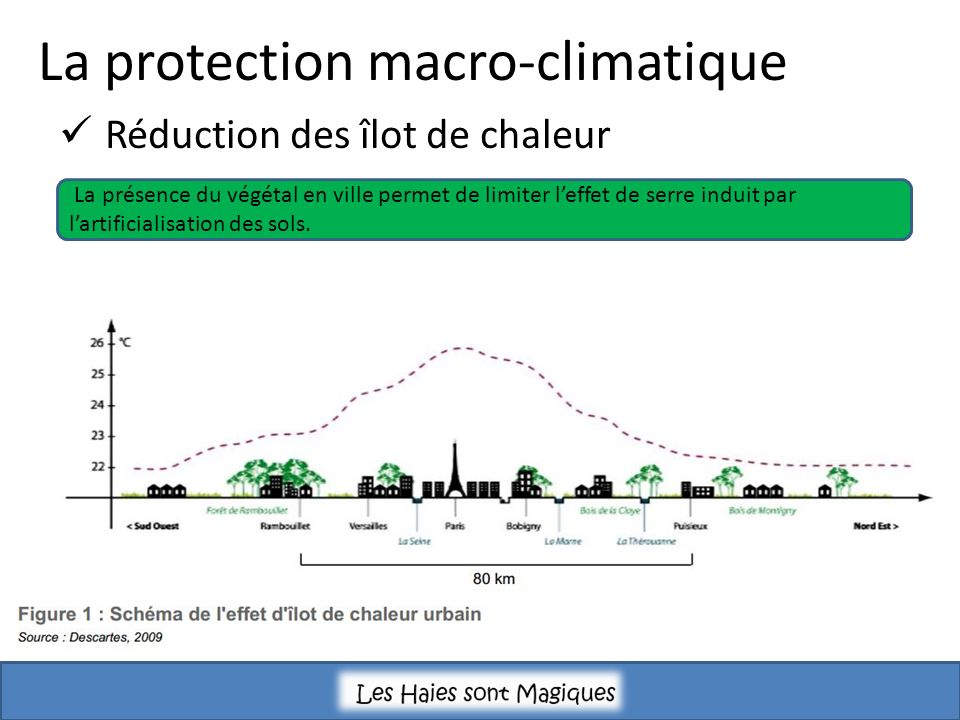 La protection macro-climatique