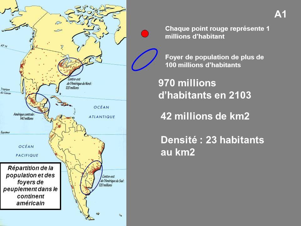 970 millions d'habitants en 2103