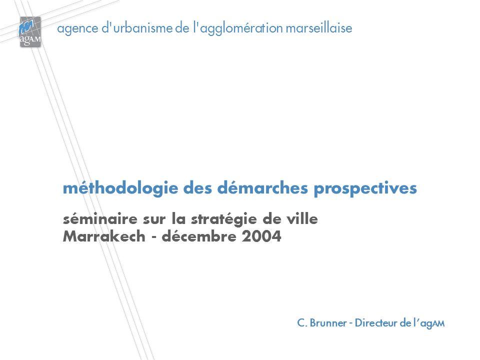 méthodologie des démarches prospectives