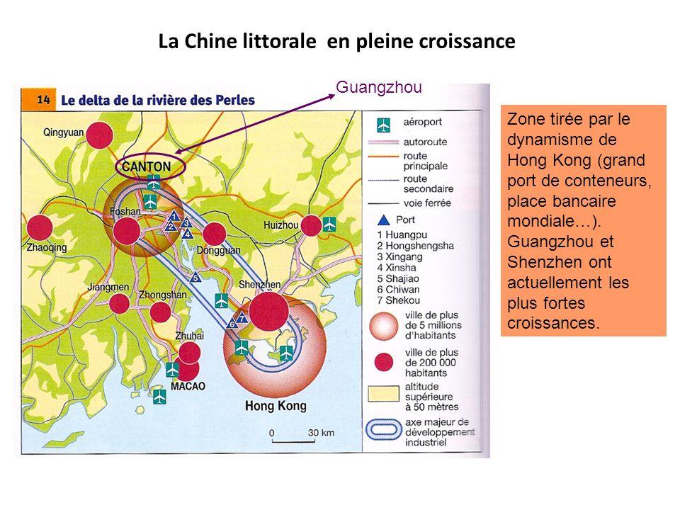 La Chine littorale en pleine croissance