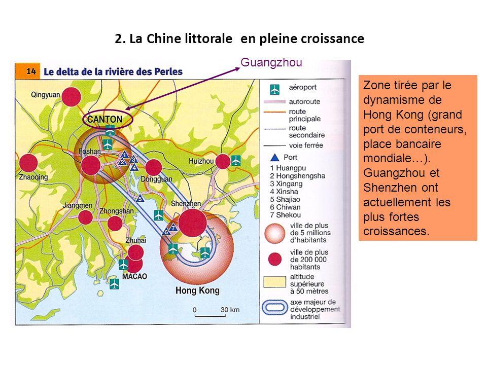 2. La Chine littorale en pleine croissance