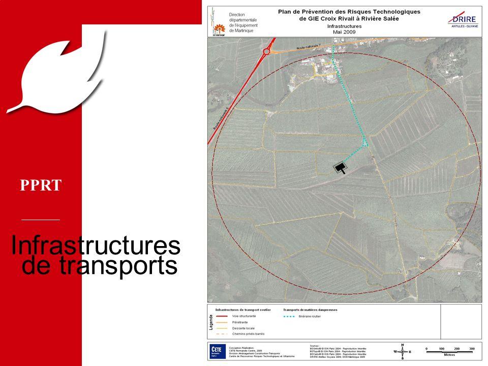 Infrastructures de transports