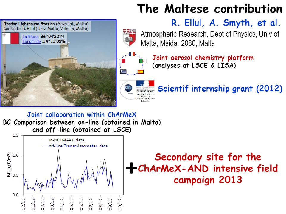 + The Maltese contribution