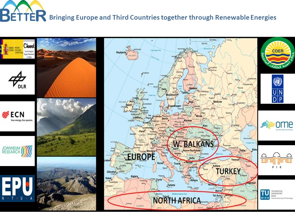 Bringing Europe and Third Countries together through Renewable Energies