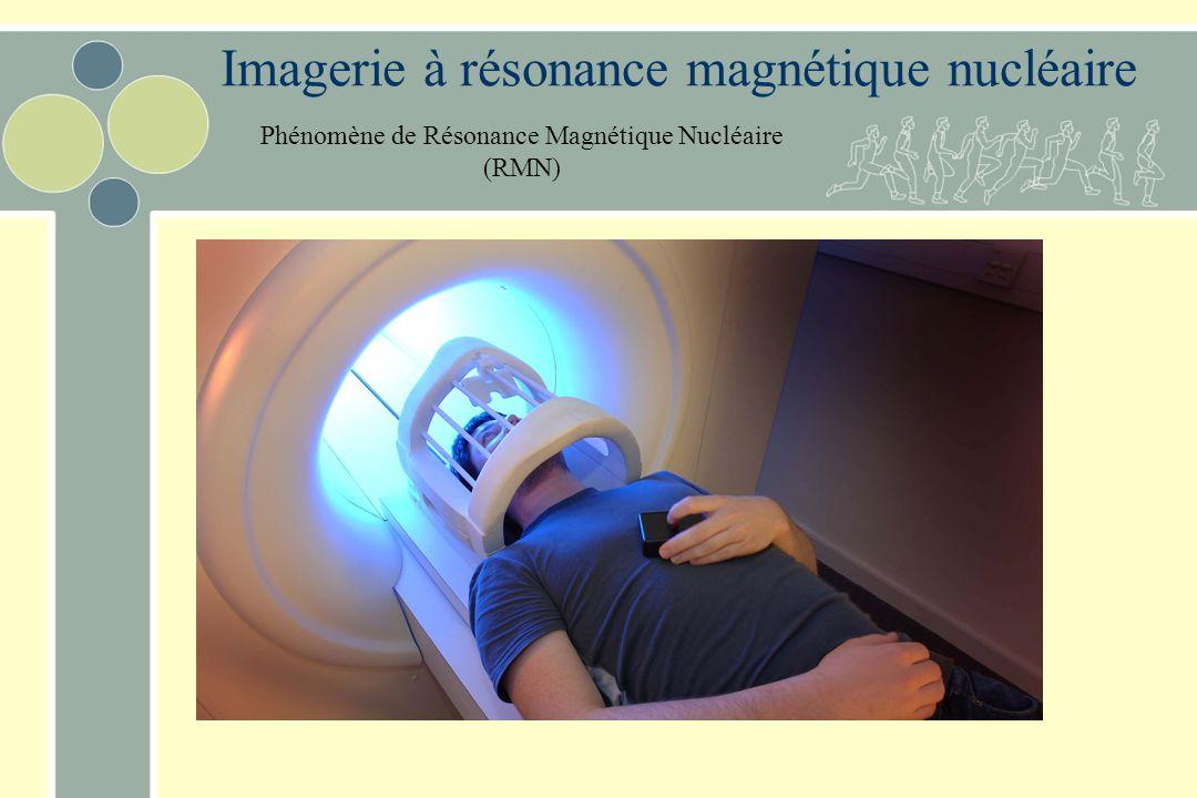 Imagerie à résonance magnétique nucléaire