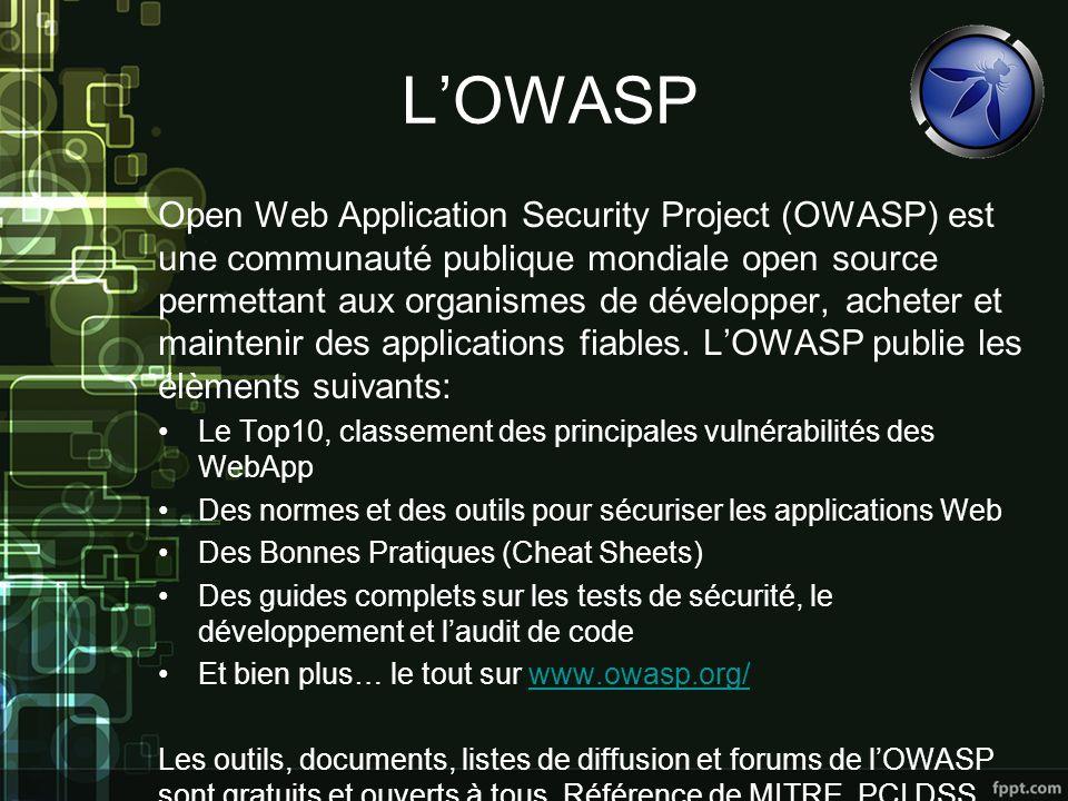 L'OWASP