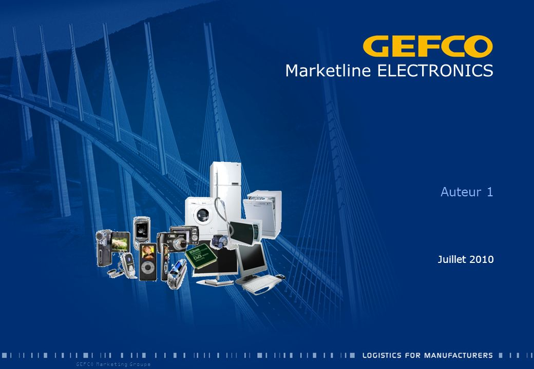 Marketline ELECTRONICS