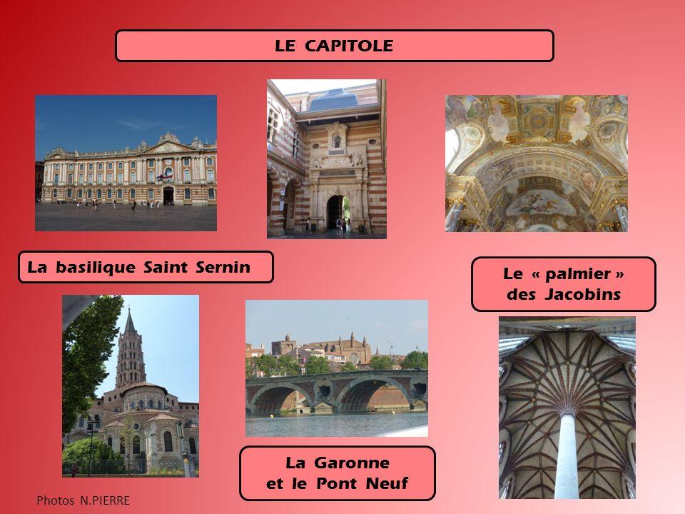 La basilique Saint Sernin Le « palmier » des Jacobins