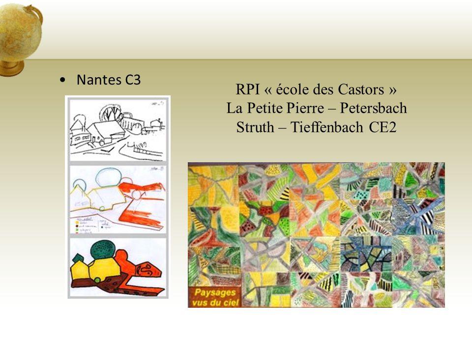 RPI « école des Castors » La Petite Pierre – Petersbach