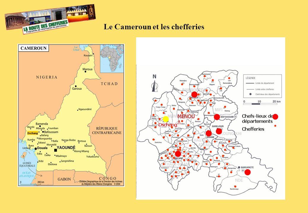 Le Cameroun et les chefferies