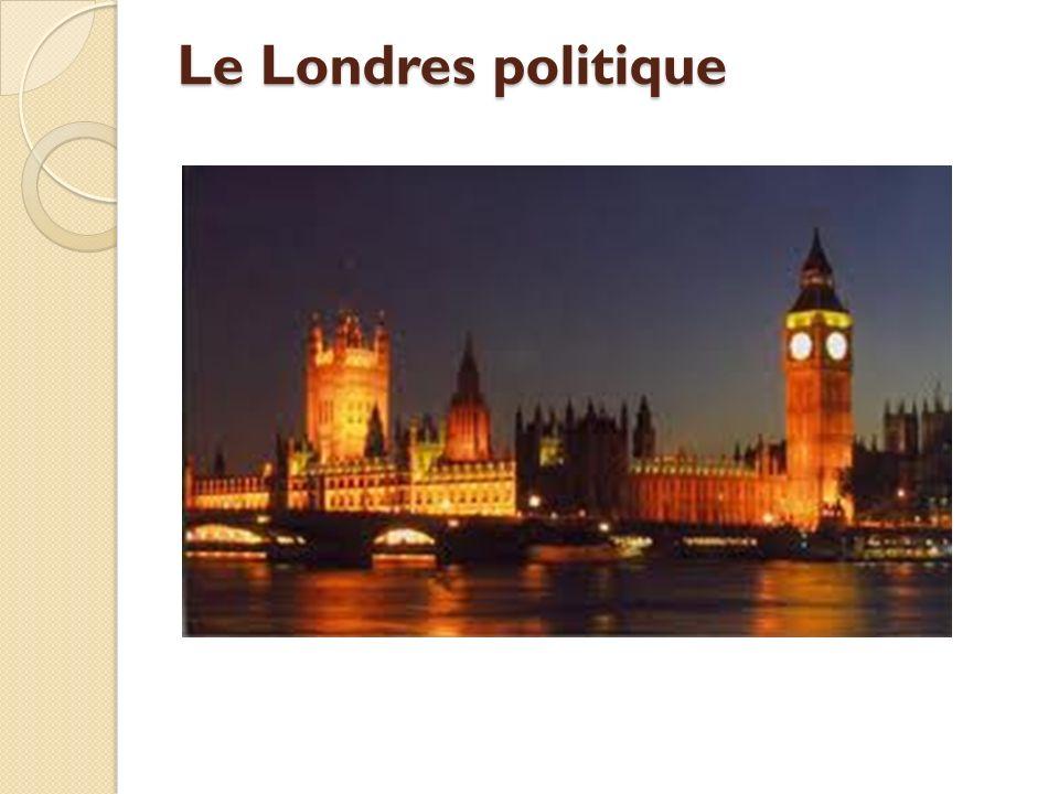 Le Londres politique