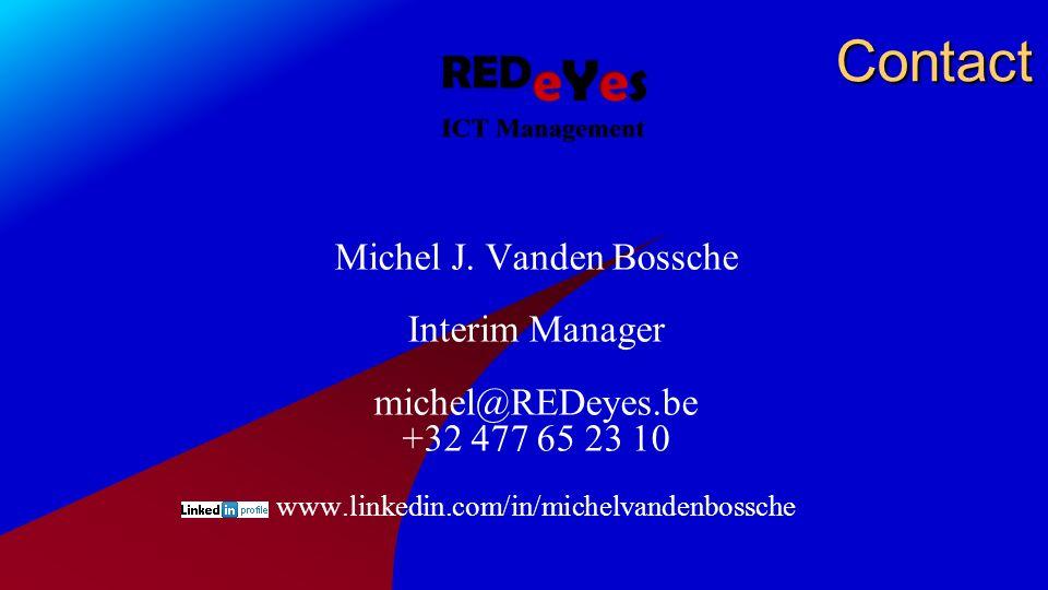 Michel J. Vanden Bossche