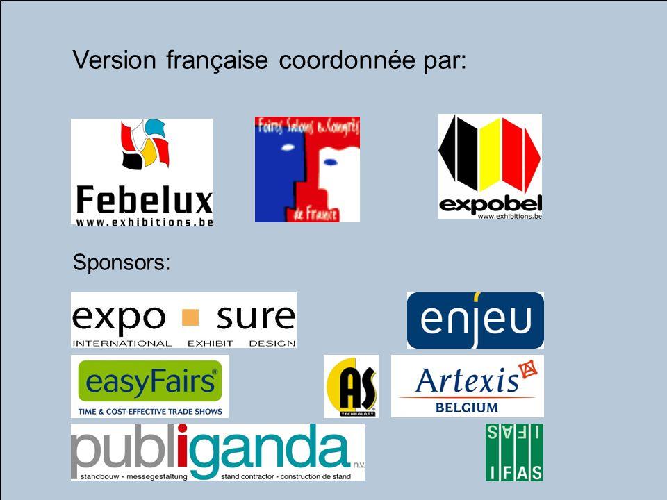 Version française coordonnée par: