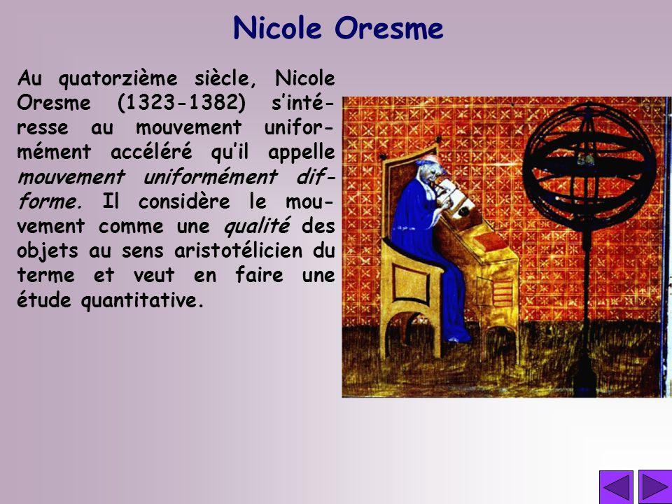 Nicole Oresme