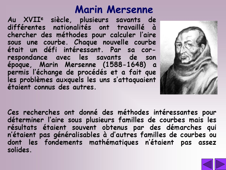 Marin Mersenne