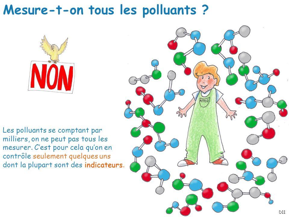 Mesure-t-on tous les polluants