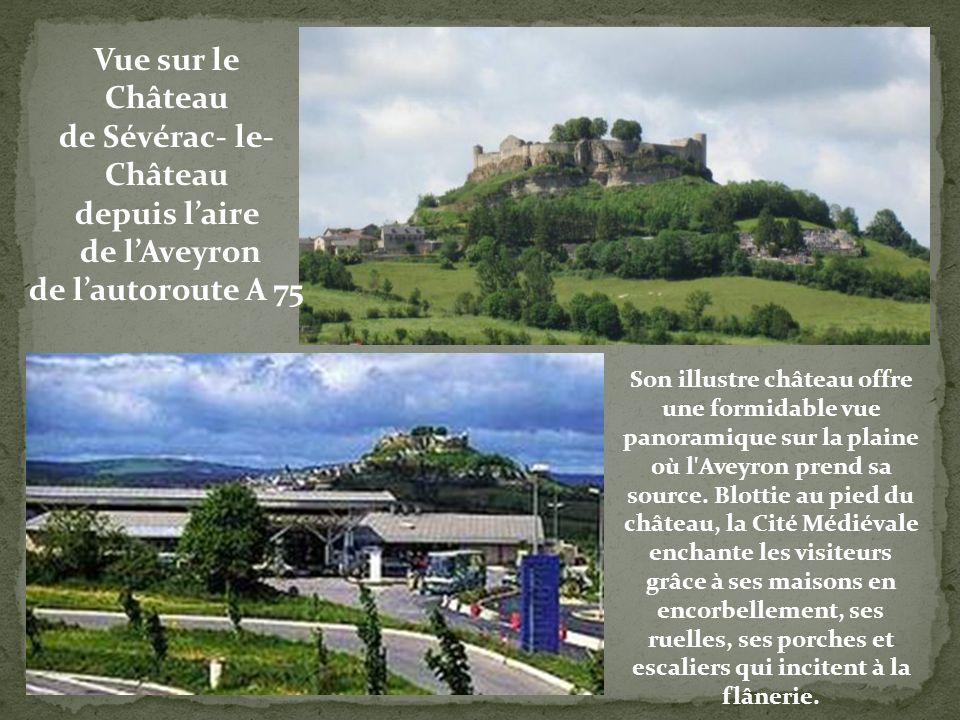 de Sévérac- le- Château